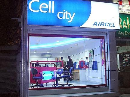 Aircel Gandhinagar